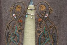 (SCA) Embroidery and embellishment