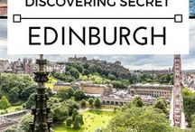 < Edinburgh > / Beautiful Edinburgh, where I live.