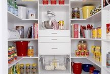Organized Pantry's / by Erin @ Sunny Side Up