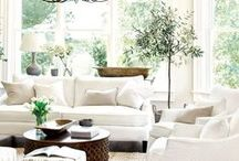 Family Room / Styling and decor ideas for your family room.