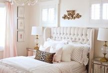 Bedrooms / Style, design and decor ideas for your bedroom.