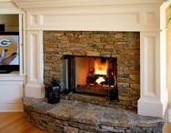 Fireplace & Mantel / Styling, designing and docrating ideas for your fireplace or mantel.