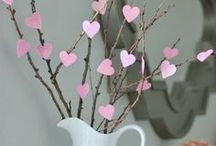 Valentine's Day / Celebrate Valentine's Day with these great ideas!