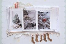 Scrapbook Christmas / by Pink Kitchen Studio