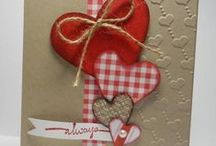 CARDS & PAPER CRAFTS / by Juli Biggs