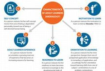 Learning & Education Infographics / Infographics with results from scientific research on learning;  Infographics with modern educational approaches;  Interesting learning activities for the (virtual) classroom