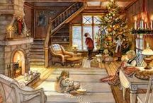 Christmas~ / by Clementine