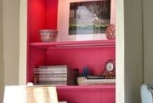 accents for the home / by Barbara Waterbury