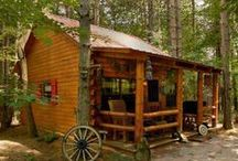 Tiny Houses~ A simpler way to live!~ / by Clementine