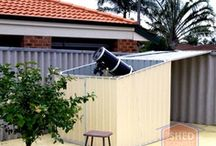 Smart Ways to Use a Shed / Smart and interesting ways to use sheds