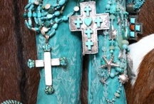 ~Terrific Turquoise~ / by Clementine