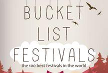 Bucket List / by Ariel Cody