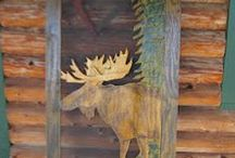 ~Cabin Decor~ / by Clementine