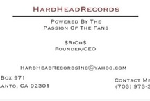 """HardHead Records Rocks! / ➖DaMaGe RePoRt """"ThE CoNtInUaTiOn""""➖  The campaign is in full effect!! Be on the look out for promos and updates for the album. Listen to demo's & the newest tracks to be a part of the album  at=>TeamHardHead soundcloud.com/ / by Melissa Marie"""