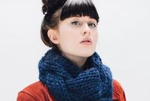 zed handmade / All zed handmade scarves and cowls are knit by hand, using 100% pure Peruvian sheep or alpaca wool. All designs are original. www.zedhandmade.com