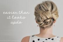 Hair Styles /    / by Olivia Jewel