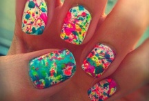 Nail It! / Awesome nail designs that I could probably never recreate... / by Invest In Your Chest