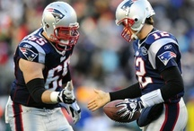 Patriots and Red Sox / by Tracie Sledge-Shearer