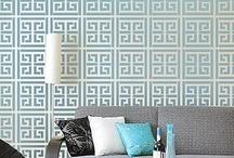 Walls, Paint & Wallpaper