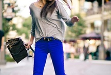 What to wear....... / Idea's for my personal style!