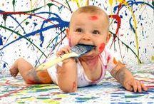 ~Kids fun Art~ / by Clementine