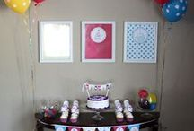 Madilyn's First Birthday / by Sarah Rogers