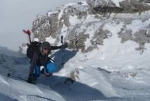 Exploco Ski / Ski Athletes, doing their thing... / by exploco