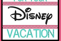 Disney Vacation! / by Ariel Cody