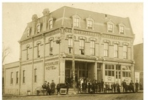 Images of Historic Port Perry / Port Perry is a town that is filled with history and we have more than 100 photographs, dating back to the fire of 1884, which destroyed the entire town