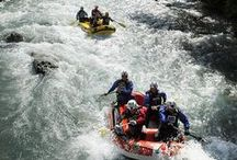 Flow & Kayak / Rafting / Covering all of the eight primary classifications: polo, slalom, whitewater, surf, touring/expedition, light touring/day tripping, sprint/racing and general recreation.