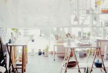 A place to create / by BohèmeCircus ♡