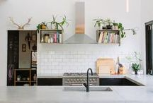 House : kitchen + dining room