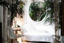 House : living room