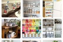 Storage Solutions / There are so many great ideas and tips out there for organising your home. We want to share some of the ideas we think are top class