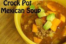 Crock Pot Meals / by Sarah Rogers