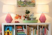 Playroom Inspiration / by Sarah Rogers