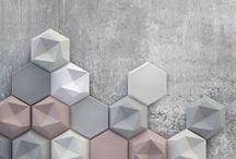 Tiles /// Carrelages / by Bohème Circus