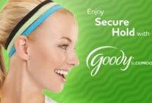 Goody SlideProof / Get a superior and secure hold without sacrificing style with Goody SlideProof!