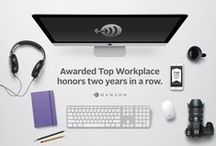 Top Workplaces 2015 / Hanson was named to The Blade's Top Workplaces of 2015 for the second year in a row!
