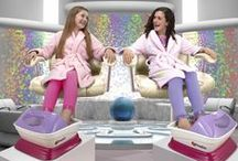 Orbeez Spa / The Orbeez Soothing Spa & Luxury Soothing Spa!