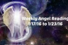 Weekly Angel Readings / I will post my weekly Angel Readings here. They are written in my blog www.ThePurpleFlower.com. There might be videos sometimes, but mostly they are written down, so follow the link to see the Angel Reading for the week. Read what kind of energy to expect, what you should do to have a great week :-).