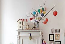 Little Room Inspiration / cutesy home stuff our little ones would love