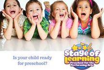 Stage of Learning Preschool
