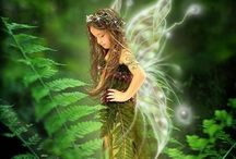 Nature Angels & Elementals