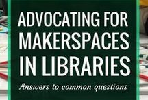 Library STEM and Tech / Library and classroom STEM and tech program ideas.