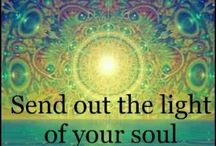 ✨ Let there be Light ✨ / There is a crack in everything. That's how the light gets in. ~ Leonard Cohen