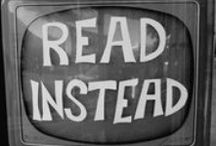 Books books and more books / Books I have read and liked, and other book related pins