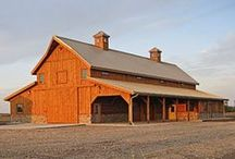 Barns, Sheds, Greenhouses / by Going Green