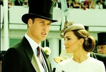 Will & Kate / As a lifelong fan of the Royals, I'm slightly obsessed with Will & Kate. Join me!