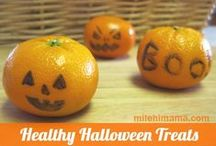 #SpookySnackLabContest / Fanta and OREO Spooky Snack Lab Halloween recipes, lifestyle and entertaining tips!